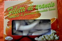 FILETT ARANC CIOCC BIANCO G 250 ART 019